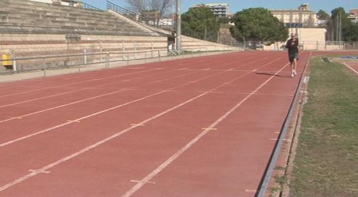 La federació d'atletisme no reconeix la pista de Can Jofresa per competicions oficials