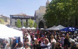 Tot a punt per un Sant Jordi en diumenge de comerços oberts