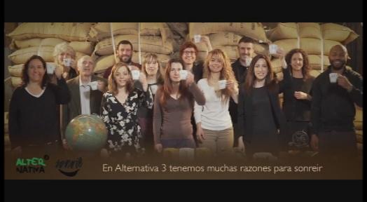 La cooperativa AlterNativa3 celebra 25 anys