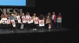 Creu Roja arriba als 8.000 socis i homenatja als seus fidels col·laboradors