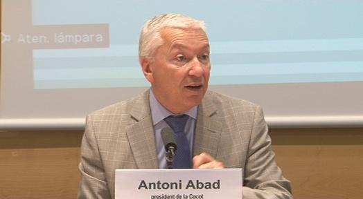 Antoni Abad no es presentarà a les eleccions presidencials de Foment del Treball