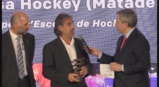 CD Terrassa Hockey i FUPAR, distingits als Primers Guardons de l'Esport
