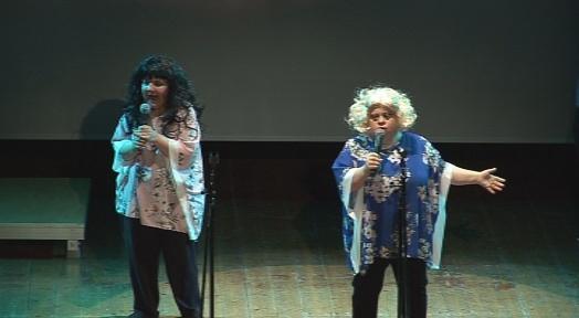 30 artistes de Prodis protagonitzen l'espectacle 'Nostàlgia, lluita, crepuscle' al Centre Cultural