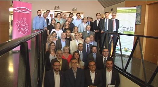 La comarca incorpora els principis de l'economia circular a les polítiques de desenvolupament econòmic, social i ambiental