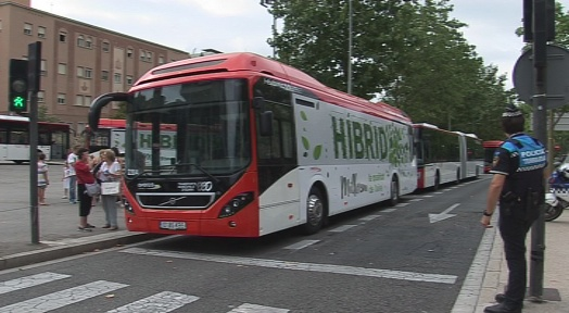 Terrassa presenta a Stuttgart el sistema avançat d'assistència a la conducció dels autobusos urbans