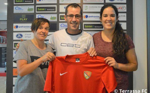 El Terrassa FC participarà al Campionat de Catalunya femení de futbol platja