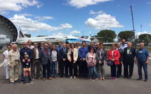 El Club Cecot Innovació visita la fàbrica d'Airbus a Tolosa de Llenguadoc