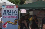 Segon Pride Vallès amb una manifestació contra la LGTBI-fòbia a l'esport