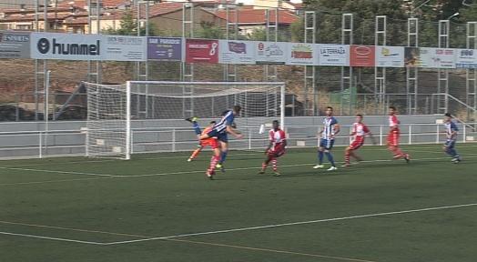 El CP San Cristóbal arrenca un valuós empat a 0 contra el CE Sabadell
