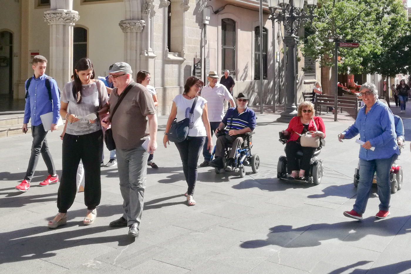 L'Ajuntament de Terrassa agraeix el reconeixement a l'accessibilitat del premi Reina Letizia