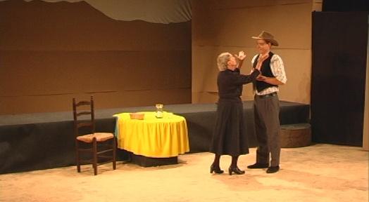 El Social Teatre estrena temporada amb 'Bodas de Sangre'