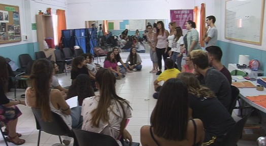 44 nois i noies es formen aquest mes en l'educació en el lleure amb un curs de monitoratge