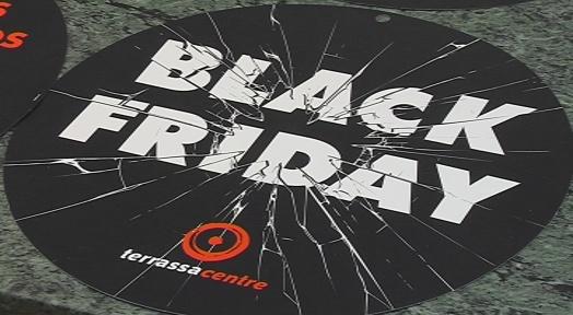 Aquest divendres el Black Friday obre la campanya comercial de Nadal