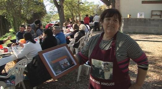 Amigos de la Santa Cruz de Canjáyar celebra el Día de los Hinojos