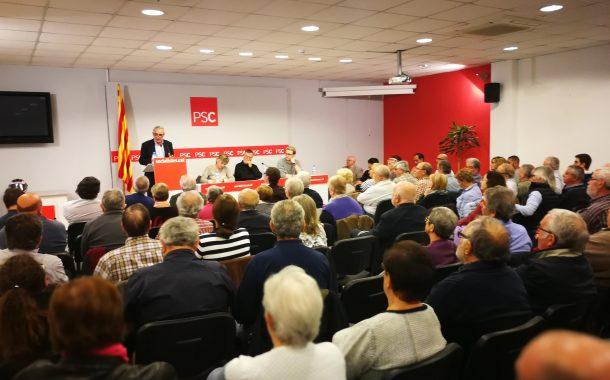 El PSC de Terrassa dóna suport a Alfredo Vega perquè sigui el nou alcalde