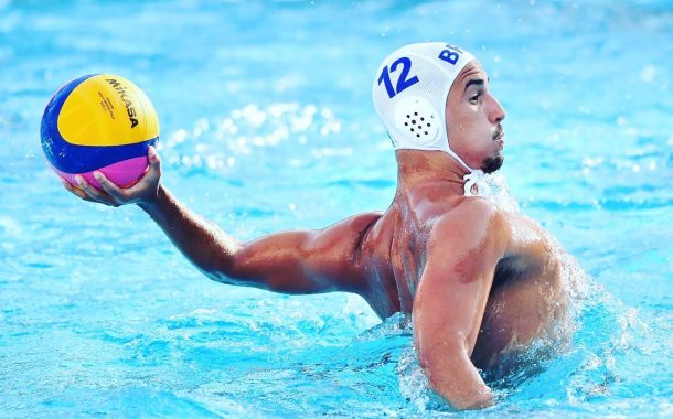 L'internacional brasiler Beto Freitas, tercer reforç de l'equip masculí de waterpolo del CN Terrassa