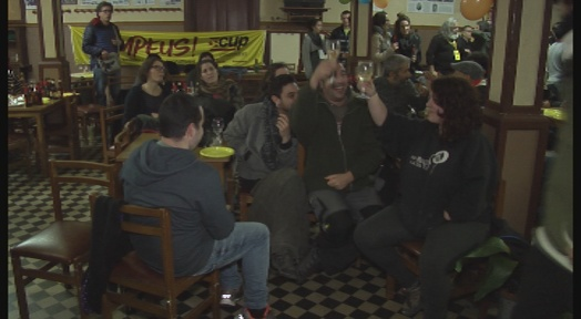 Malgrat la pèrdua de diputats, la CUP considera que el seu projecte polític manté una base sòlida