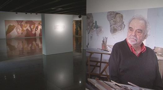 L'Any Guinovart arriba al Centre Cultural amb una mostra de la vessant més sensual del polifacètic artista