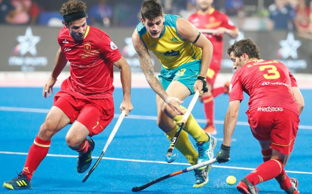 Austràlia deixa els RedSticks sense medalla a la final de la World League