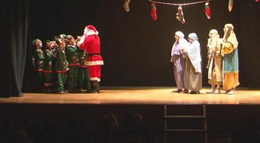 Darrera sessió a la Sala Crespi de l'obra 'Aquest any no fem pastorets' de PAM Teatre