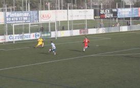 El Terrassa FC perd 2 a 0 contra el Prat i cau fins a la sisena posició