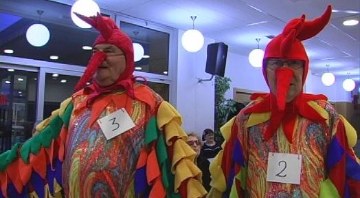Concurs de disfresses per a la gent gran al Casal de Sant Pere Nord
