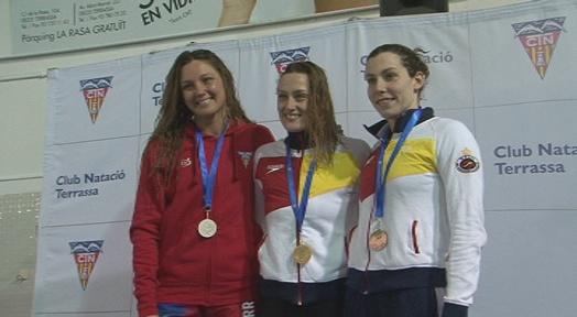 Melani Costa i Evelyne Álvarez competiran al Meeting d'Edimburg de natació
