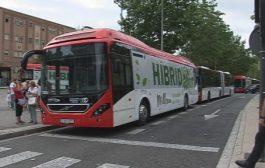 Aprovada per unanimitat la compra de 10 autobusos híbrids