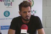 Óscar Sierra, posat en llibertat després de declarar en la macrooperació policial de compra de partits