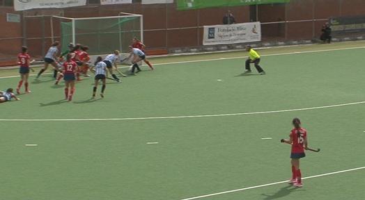 El Club Egara empata amb el SPV-Complutense (1-1) abans de debutar a la Copa