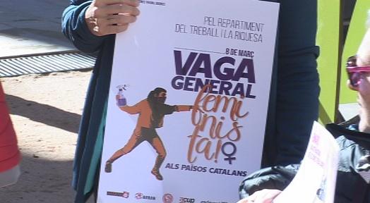 La CUP fa una crida a la vaga general el 8 de març