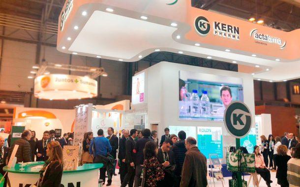La terrassenca Kern Pharma, present al Congrés Europeu d'Oficina de Farmàcia a Madrid