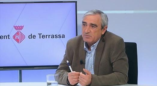 Alfredo Vega aposta pel diàleg permanent per preservar la convivència ciutadana