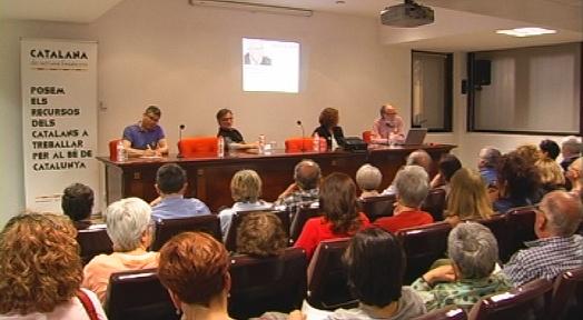 Es presenta en societat la Cooperativa Catalana de Serveis Financers