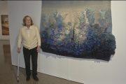 Pintures, gravats i tapissos de M.Assumpció Raventós al Centre Cultural