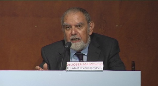 Mor el terrassenc Josep Maixenchs, fundador i exdirector de l'ESCAC