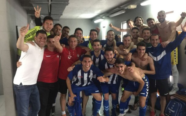 El San Cristóbal goleja el Valls (4-1) i s'assegura la promoció d'ascens a Tercera Divisió