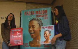 El cartell de la Festa Major 2018 simbolitza la Terrassa Ciutat Feminista i Audiovisual