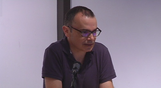 "El politòleg Oriol Bartomeus presenta el llibre ""El terratrèmol silenciós"""