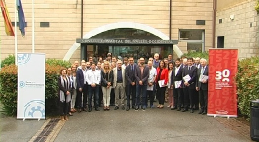 Nou impuls al Pacte per la Reindustrialització del Vallès Occidental