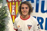 El CN Terrassa renova una temporada més el jove Marc Salvador