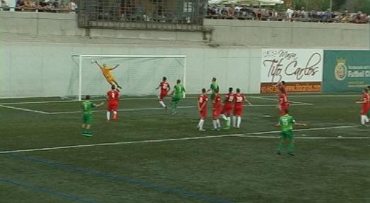 El Terrassa FC deixa escapar dos punts del camp del Cerdanyola (1-1)