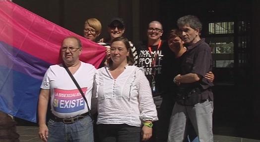 Terrassa commemora el Dia de l'Orgull Bisexual