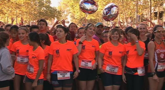 La cursa Eva-Diari Sport cita les dones el 30 de setembre per créixer en participants