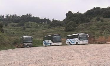 Un aparcament a l'avinguda Lacetània i dues noves parades per potenciar el Bus Parc