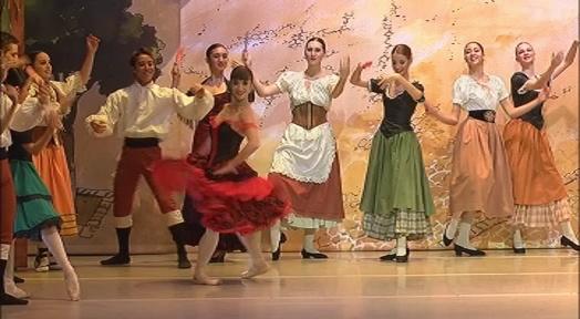 El Ballet de Catalunya estrena Don Quixot al Centre Cultural