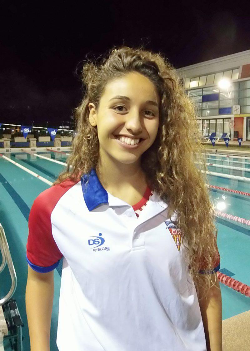 Martina Cardona, convocada amb la selecció espanyola femenina de waterpolo 2024