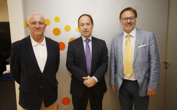 Acord de col·laboració entre MútuaTerrassa i GE Healthcare
