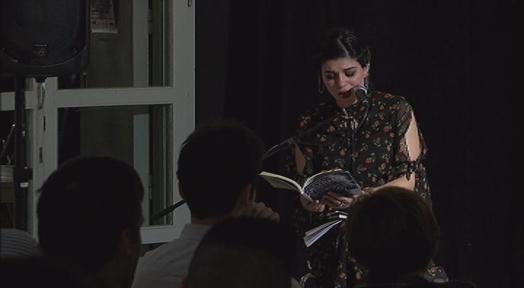 La poeta terrassenca Cristina Merino presenta 'Saudade' al Bauhouse