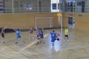 El CK Vallparadís accedeix còmodament a les semifinals de la Copa Catalana de Corfbol